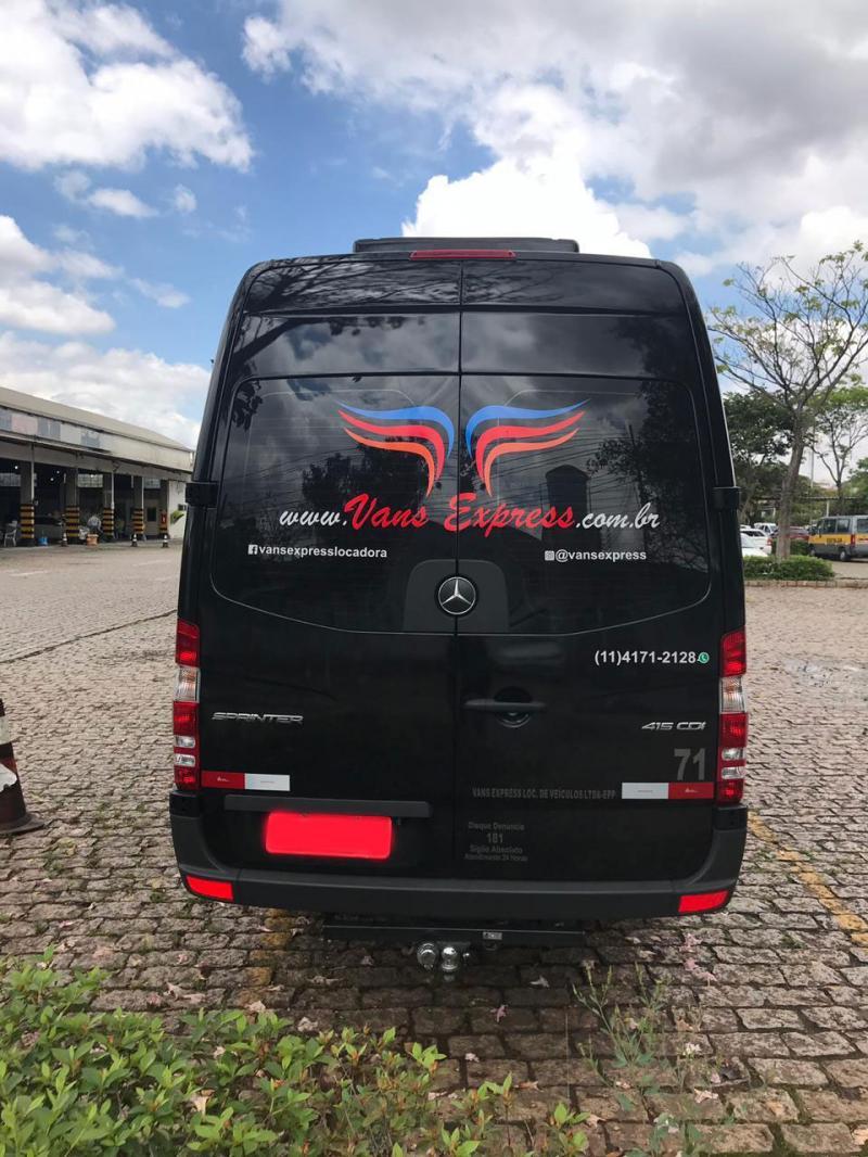 Van Sprinter Preta
